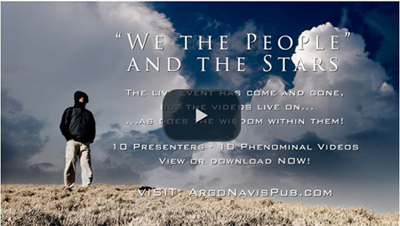 William Stickevers video presentation on We the People and the Stars 2013 Video Series