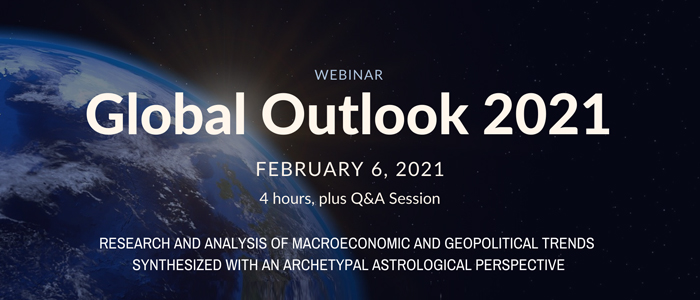 Global Outlook 2021 Webinar by William Stickevers