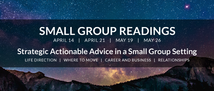 Small Group Readings
