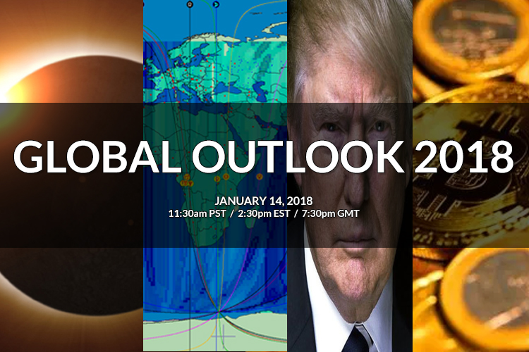 Global Outlook 2018 Webinar with William Stickevers