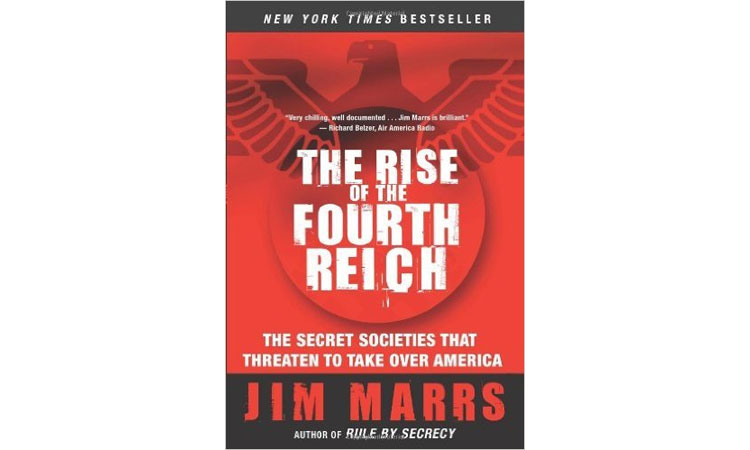 The Rise of the Fourth Reich Jim Marrs