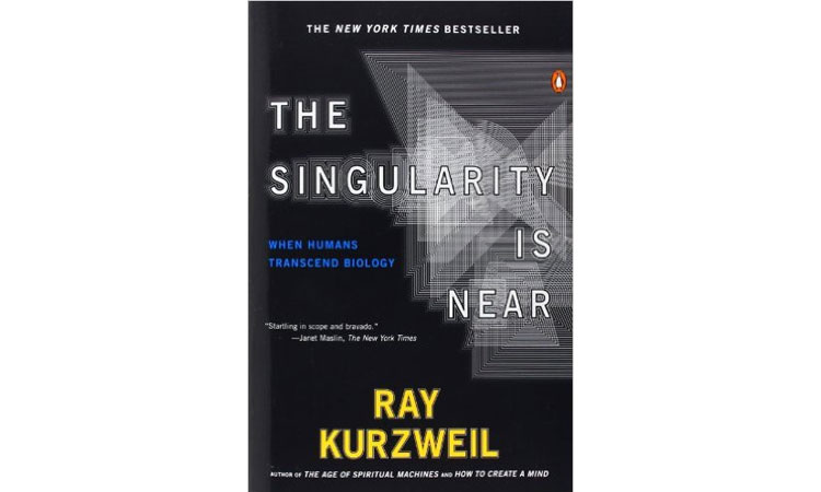 The Singularity Is Near: When Humans Transcend Biology Ray Kurzweil