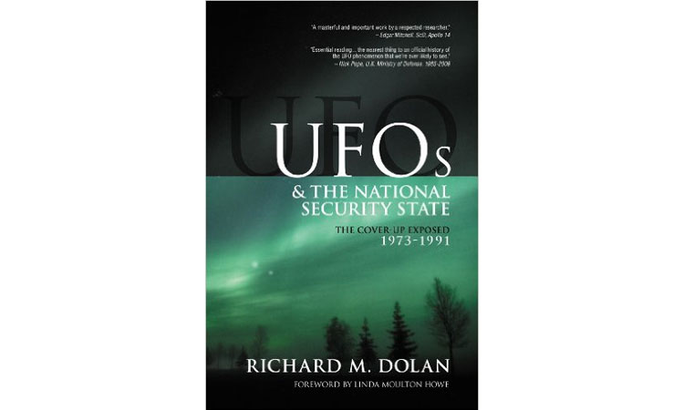 The Cover-Up Exposed, 1973-1991 (UFOs and the National Security State) Richard M. Dolan